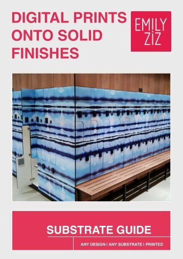 Emily Ziz Solid Finishes Substrate Guide