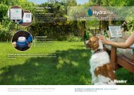 Hunter Hydrawise Wifi Irrigation Calgary Controller / Timer