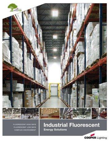 Industrial Fluorescent Energy Solutions - Cooper Industries