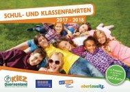 Schul- und Klassenfahrten 2017/2018 KiEZ Querxenland