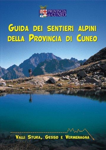 Sentieri Alpini Volume 2, con copertina - Montagna in Provincia di ...