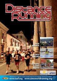 October – December 2008 - Distance Running magazine