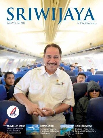 Sriwijaya Magazine Juli 2017