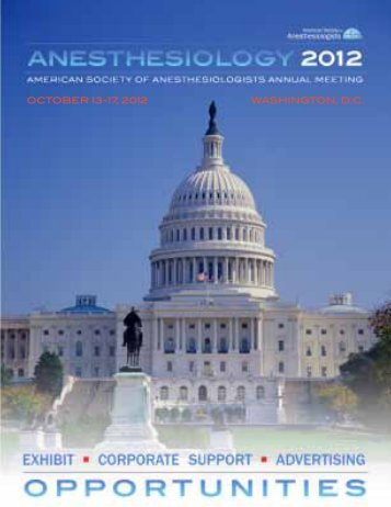 OctOber 13-17, 2012 WashingtOn, D.c. - eshow show management