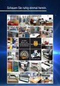 Firmenbroschüre A4  - Printhaus Syke die Beschriftungsfabrik - Seite 3