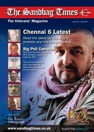 The Sandbag Times Issue No:32