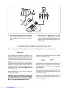 Brother 1034d overlock - Page 3