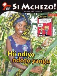 Muda wa bidhaa unapofika ukingoni 'Ishu' yenyewe ... - Femina HIP