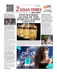 GoanTimes June 23rd 2017 Issue