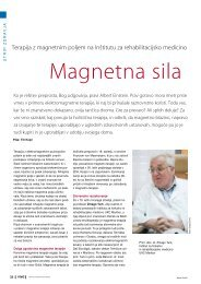 Revija Viva, avgust 2010 - Magus