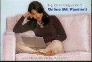 Online Bill Payment - Service Credit Union