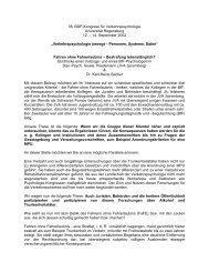 Download Vortrag als PDF - Dr. Becker Diplompsychologe
