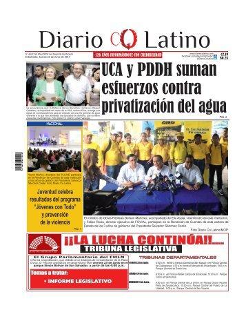 Edición 22 de Junio de 2017