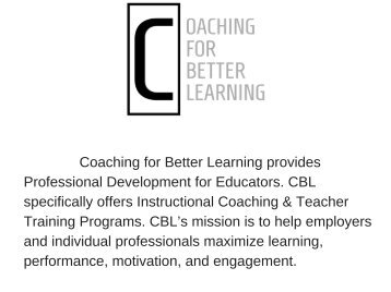 Instructional Coaching Training
