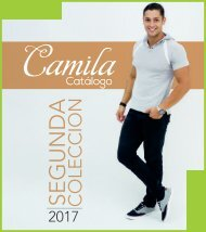 Catalogo Camila Junio 2017