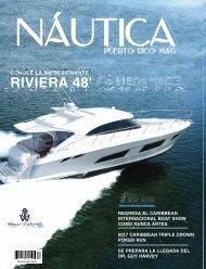 Revista Náutica Puerto Rico Magazine #17