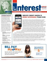 We'll beat their auto Loan rate – guaranteed - Service Credit Union