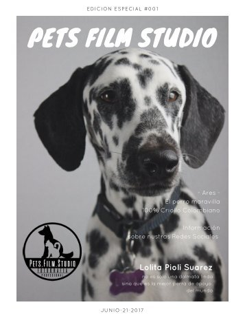 Pets Film studio magazin