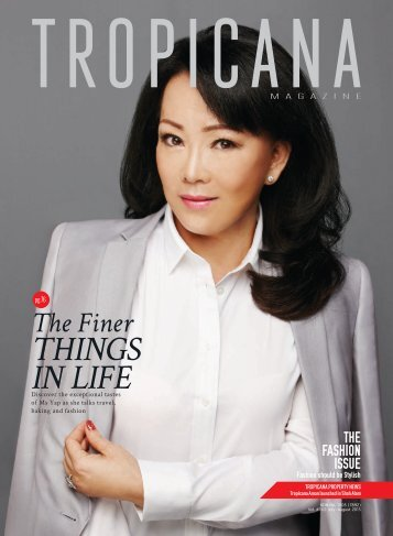 Tropicana Magazine July-Aug 2015