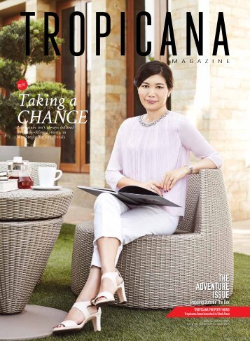Tropicana Magazine Sept-Oct 2015