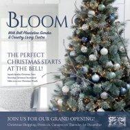 Bloom Winter 2016 Single