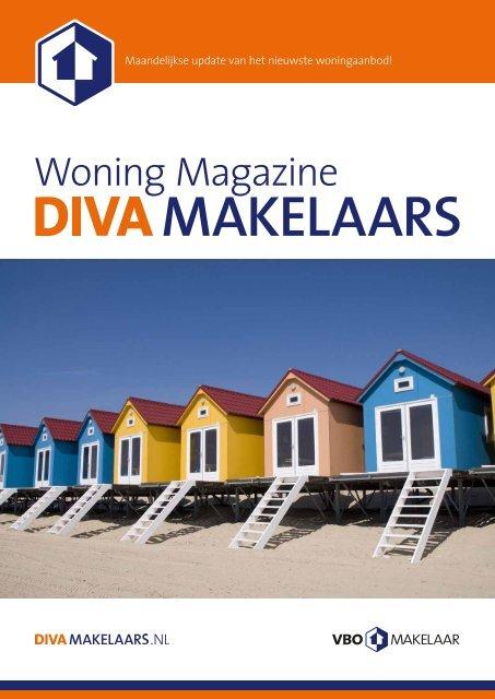 DIVA Woningmagazine #7, juli 2017