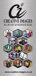 Creative Images Flyer 2017