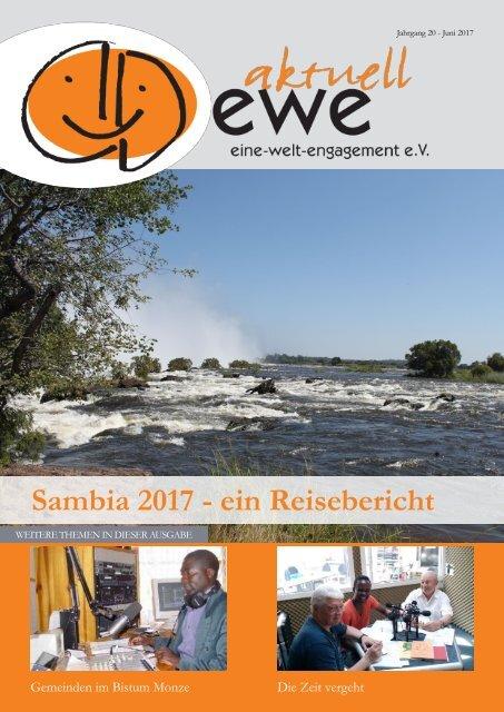 ewe-aktuell 2/ 2017