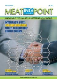 MEATing POINT Magazine: #14 / 2017