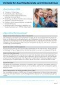 Ihre Infobroschüre zum Studium der Immobilienwirtschaft am CRES - Seite 7