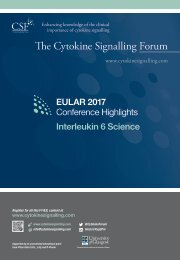 EULAR 2017 IL6 Review