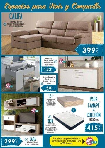 revista muebles avelino nuevas ofertas