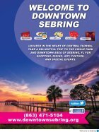 Sebring Chamber Visitor's Guide & Member Directory - Page 5