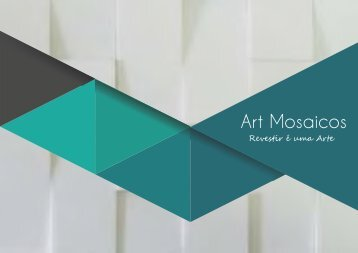 ART MOSAICOS - CATALOGO 2017
