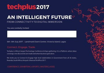 Techplus Invite