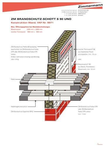 zm pyrobor brandschutzsys. Black Bedroom Furniture Sets. Home Design Ideas