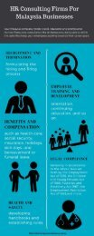 HR Consulting Firms For Malaysia Businesses