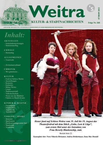 Folge Juli/August/September 2012 - Nr. 260