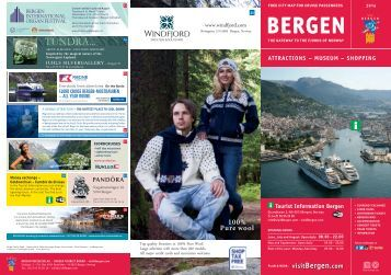 Bergen, the Gateway to the Fjords of Norway