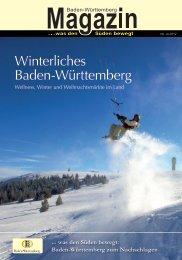 Baden-Württemberg zum Nachschlagen - PR Presseverlag Süd GmbH