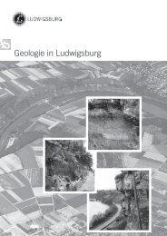 Die Geologie im Raum Ludwigsburg (pdf-Datei) - Stadt Ludwigsburg