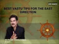 BEST VASTU TIPS FOR THE EAST DIRECTION