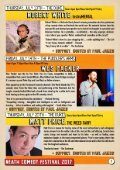 Neath Comedy Festival Brochure Preview - Page 6