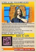 Neath Comedy Festival Brochure Preview - Page 7