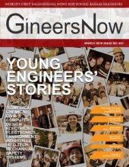 GineersNow Engineering Magazine Issue No. 001