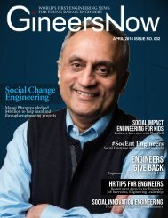 GineersNow Engineering News Magazine Issue No. 002