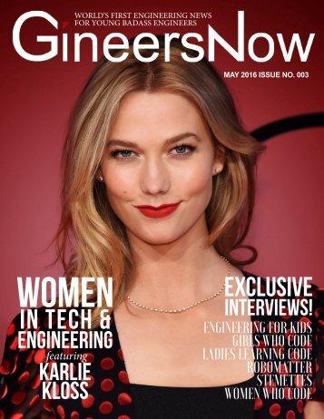 GineersNow Engineering News Magazine Issue 3