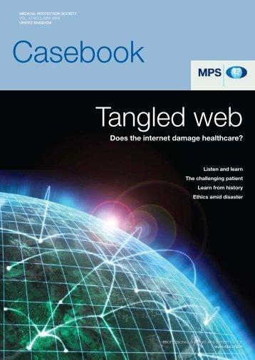 MPS Casebook (UK).indb - Medical Protection Society