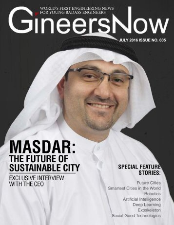 GineersNow Engineering Magazine Issue 005