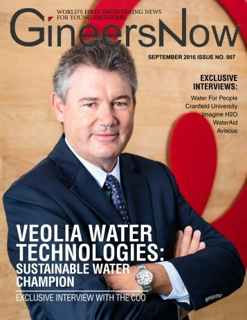 GineersNow Engineering Magazine September 2016 Issue No 007
